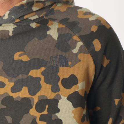 Home Box Sweat Camouflage gt; Orange Kaki Face Red Capuche Sweats North The Pulls Vert Z0ZCxzqrw