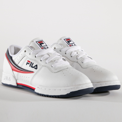 Red Baskets 1010484 Navy Original Fila Femme White 150 Fitness 84qBxd