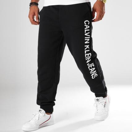 Pantalon 9801 Calvin Noir Klein Jogging 0awnfxz