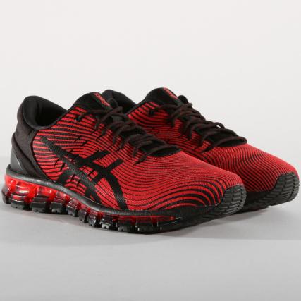 online retailer 11fba 5b714 ... running shoes e32d7 bcc85  clearance asics baskets gel quantum 360 4  1021a028 600 red alert black laboutiqueofficielle fd383 cc4f6