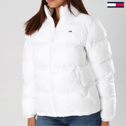 Tommy Hilfiger Jeans - Doudoune Femme Classics 5163 Blanc -  LaBoutiqueOfficielle.com 60b846e5aeb9