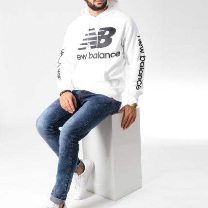 Sweats Blanc 60 Home New 660030 Sweat Capuche gt; Noir Pulls Balance SZUtZwq