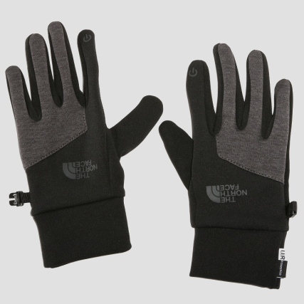 1f680d61892d7 The North Face - Gants Etip 3KPN Noir Gris Anthracite -  LaBoutiqueOfficielle.com