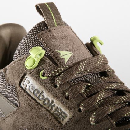 39a1c26dc838 Home   Reebok   Baskets - Chaussures   Baskets Basses   Reebok - Baskets Classic  Leather MU CN3618 Grey Neutral Lemon Zest