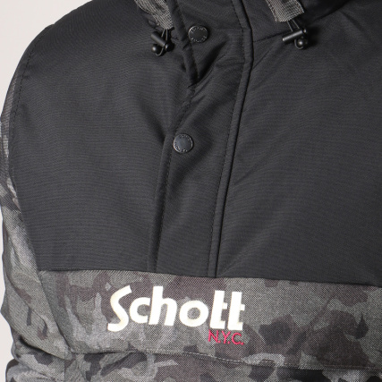 Husky Noir Veste Vert Kaki Camouflage Nyc Schott Xpqth Outdoor 7qnZR6X