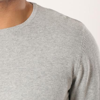 Sweats Chiné gt; Gris Pulls Pull Produkt Home Basic qSTwx