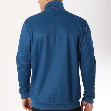 gt; Dv1522 Bandes Ciel Blanc Beckenbauer Zippée Vestes Veste Blousons Bleu Brodées Tt Home Adidas dvSwdZ